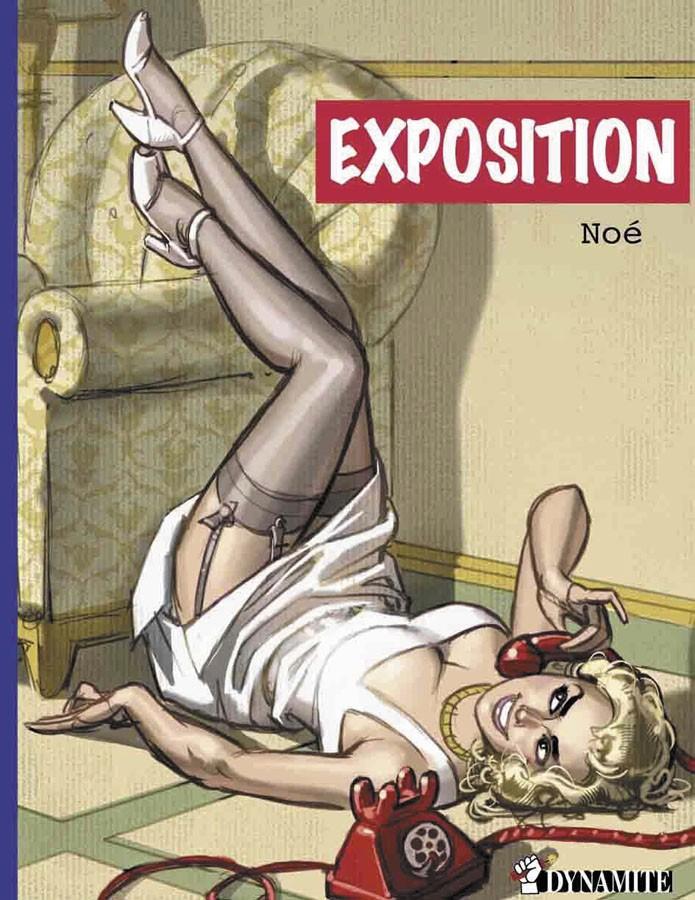 Ignocio Noe Exposition Couv