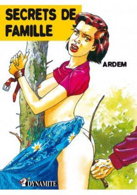 Ardem Secrets de Famille Couv