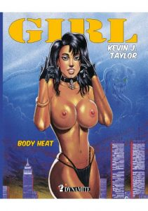 Kevin Taylor Girl Body Heat Couv