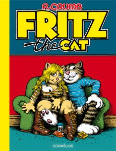 Robert Crumb Fritz The Cat Couv