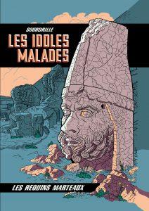 David Sourdrille Les Idoles Malades Couv