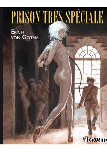 Erich Von Gotha Prison Tres Speciale Couv