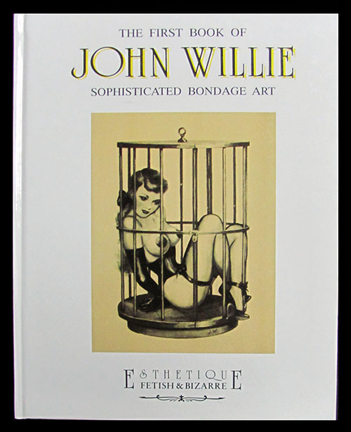 The First Book of John Willie Couv
