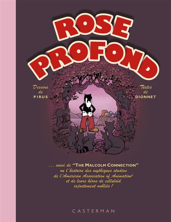 Dionnet Pirus Rose Profond Couv