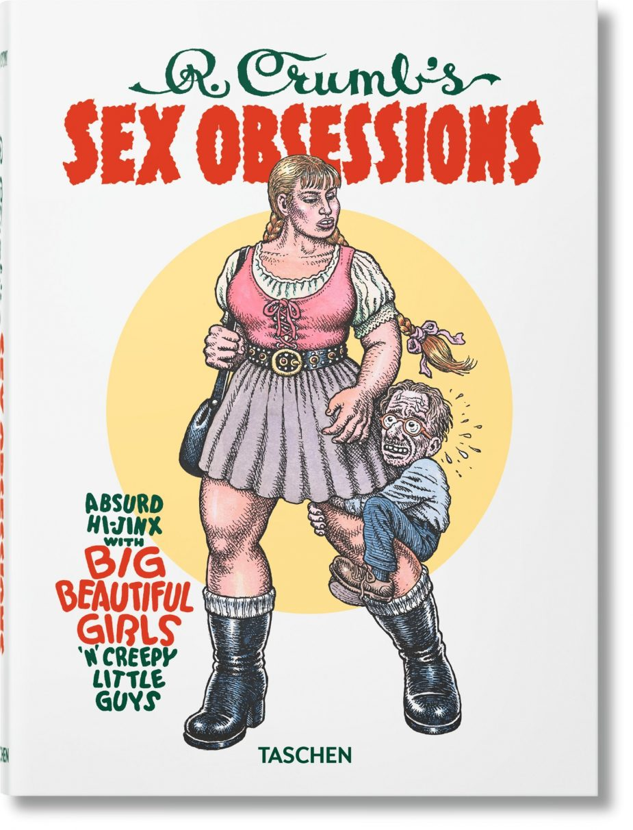 Crumb Sex Obsessions Couv
