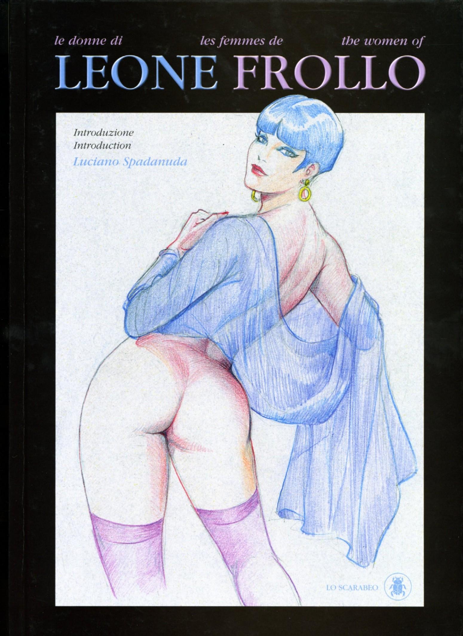 Femmes Leone Frollo Couv