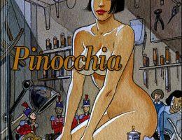 Gibrat Leroi Pinocchia Couv