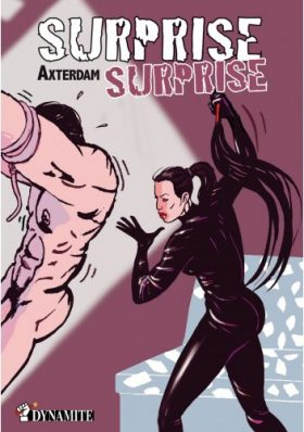 Axterdam Surprise Surprise Couv