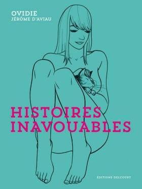 Ovidie Histoires Inavouables Couv