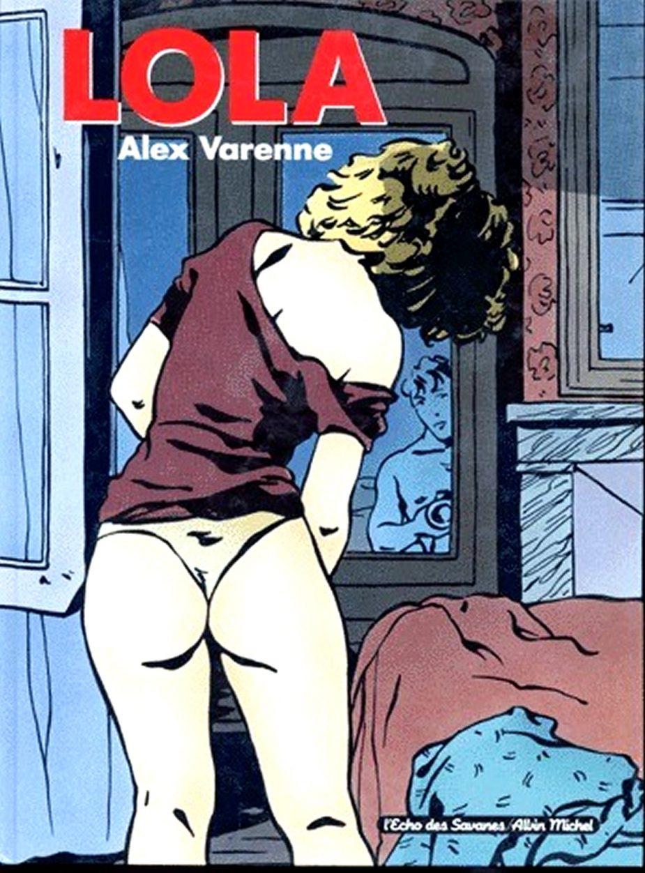 Alex Varenne Lola Couv