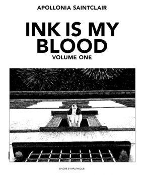 Apollonia Saintclair Ink Blood T1 Couv