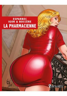 Boccere Esparbec Pharmacienne Couv