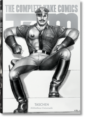 Tom Of Finland Complet Kake Comics Couv