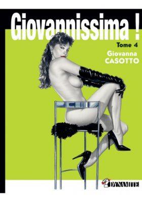 Giovanna Casotto Giovannissima T4 Couv