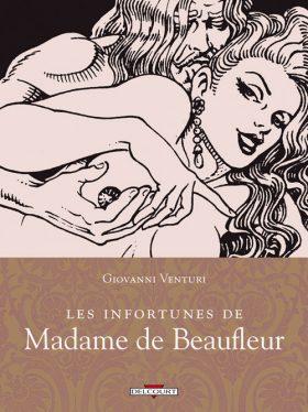 Giovanni Venturi Les Infortunes de Madame de Beaufleur Couv