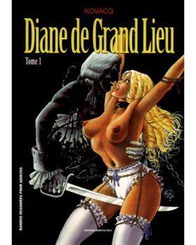 Kovacq Diane de Grand Lieu T1 Couv