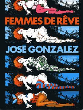 Jose Gonzalez Femmes de Reve Couv