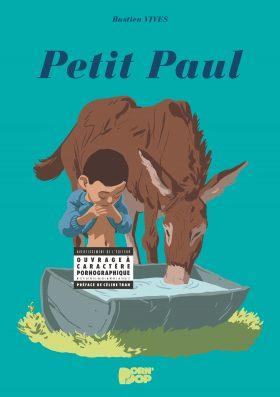 Bastien Vives Petit Paul Couv