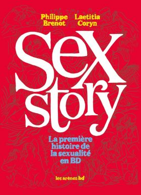 Sex Story Couv