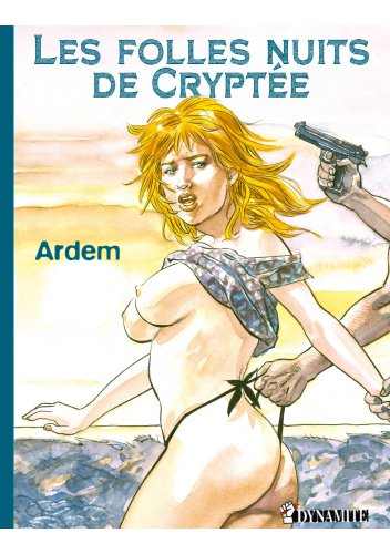 Ardem Folles Nuits de Cryptee Couv
