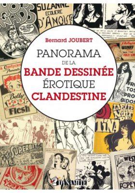 Joubert Panorama BD erotique clandestine Couv