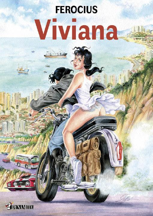 Ferocius Viviana Couv