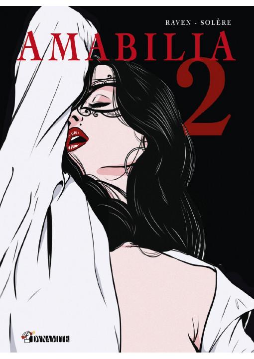 Raven Amabilia T2 Couv