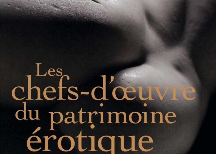 Claire Maingon Chefs oeuvre Patrimoine Erotique Couv